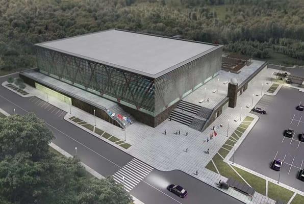 Проект центра спортивной гимнастики, который планируется построить в Тольятти, будет готов в июле | CityTraffic