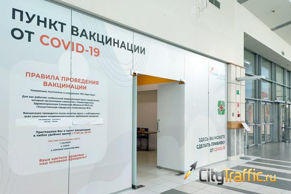 Жители Тольятти жалуются на отсутствие в пунктах вакцинации первого компонента вакцины от COVID-19 | CityTraffic