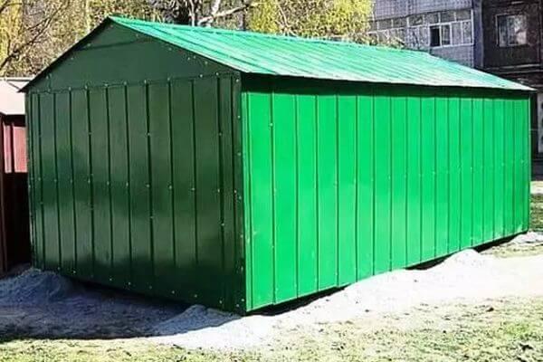 Депутаты Самарской губдумы подготовились к гаражной амнистии | CityTraffic