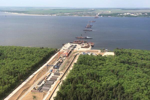 Крупное соглашение офинансировании строительства обхода Тольятти имоста через Волгу подписано на ПМЭФ-2021