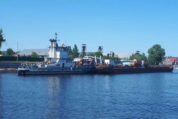 В Самаре приостановили работу грузовой переправы до Рождествено с 16 июня | CityTraffic