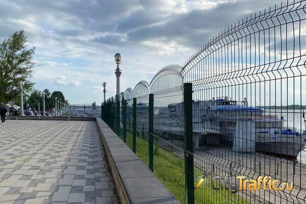 Самарский архитектор Дмитрий Орлов рассказал, почему не будет реализован проект модернизации речного вокзала | CityTraffic