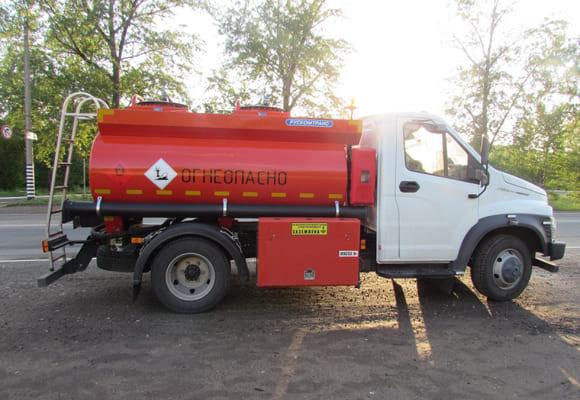 В Жигулевске водитель грузовика предъявил полицейским поддельное разрешение на перевозку опасных грузов | CityTraffic