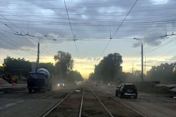 В Самаре троллейбусы снова ходят по проспекту Кирова
