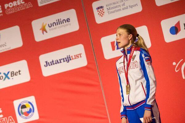 Тольяттинскую каратистку Анну Чернышеву не допустили до боев на Олимпиаде в Токио | CityTraffic