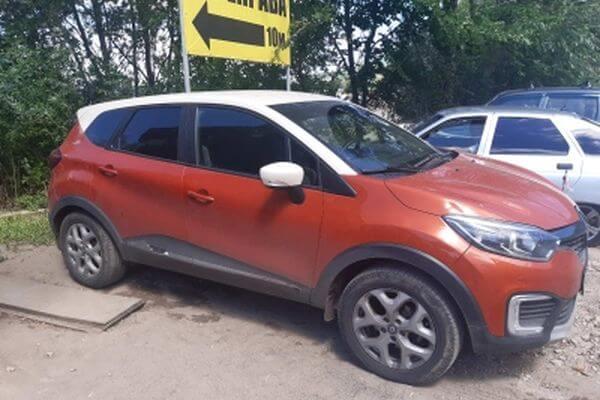 У жительницы Самары за коммунальные долги арестовали Renault Kaptur | CityTraffic
