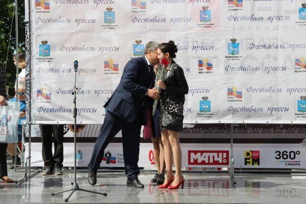 Фестиваль прессы в Самаре может пройти в августе или сентябре | CityTraffic