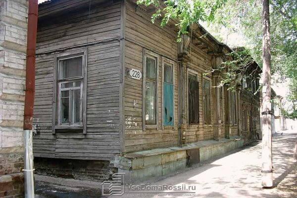 В Самаре могут снести усадьбу помещиков Сафроновых | CityTraffic