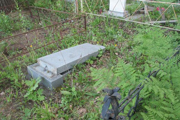 В Самаре на Управленческом кладбище осквернили 40 могил | CityTraffic