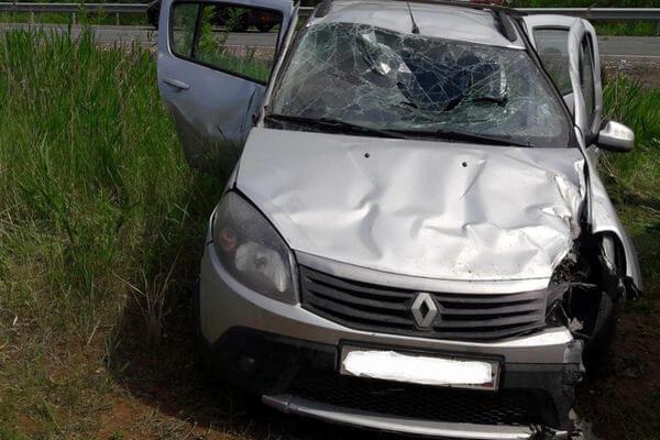Женщина и ребенок пострадали в автомобильной аварии в Самарской области | CityTraffic