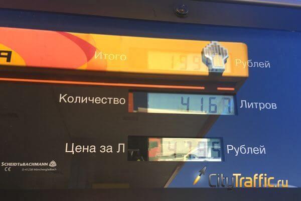 Насколько реально подорожало топливо в Тольятти | CityTraffic