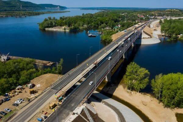 Строители моста через реку Сок в Самарской области заверили общественников, что работы не наносят вред экологии | CityTraffic