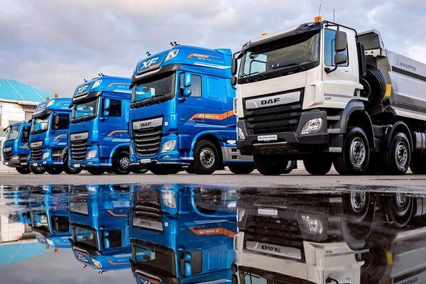 Трансформеры: новости из мира грузовиков | CityTraffic
