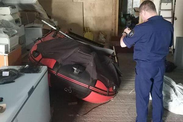 Капитану катера, врезавшегося в лодку, владелец которой погиб, предъявлено обвинение | CityTraffic