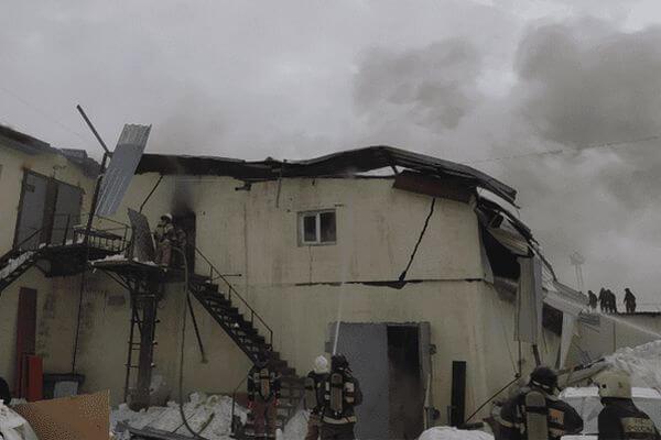 В Самаре будут судить собственника склада, на котором при взрыве газа погибла женщина   CityTraffic