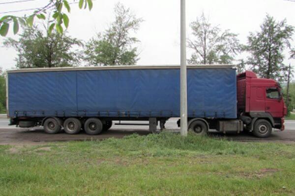 Водитель МАЗа из Таганрога предъявил поддельные права полиции Жигулевска | CityTraffic