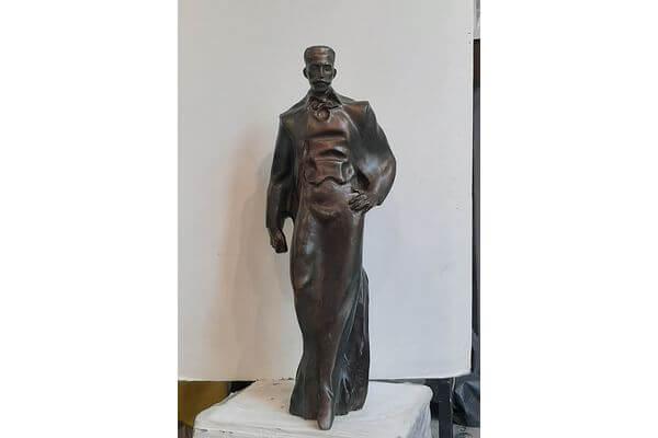 Жители Самары выбрали эскиз будущего памятника Константину Головкину | CityTraffic
