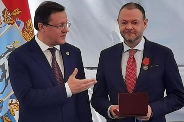 Ректор ТГУ Михаил Криштал получил государственную награду | CityTraffic