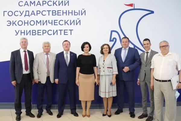 Антон Котяков стал председателем наблюдательного совета Самарского ГЭУ | CityTraffic