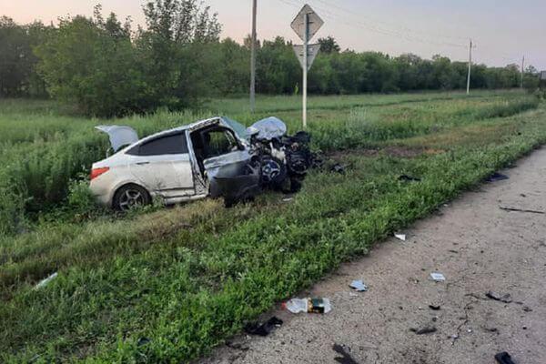 СК возбудил уголовное дело по факту гибели взрослого и двоих детей в автокатастрофе в Самарской области | CityTraffic