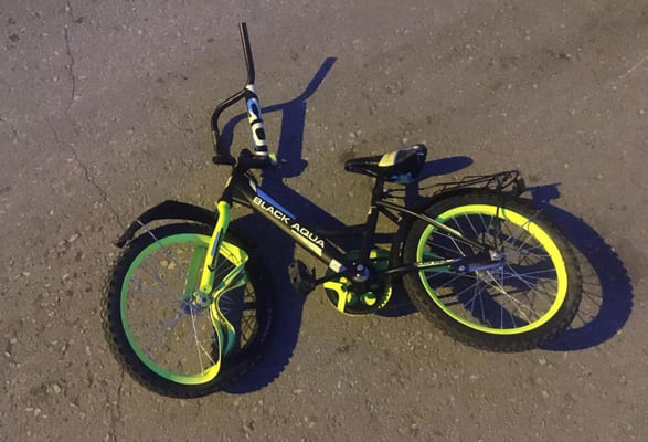 В Самарской области после ДТП в больницу попал 6-летний велосипедист | CityTraffic