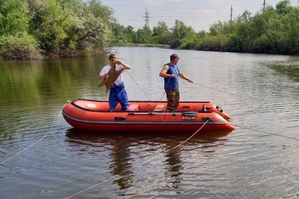 В Самарской области утонул рыбак, догонявший своюлодку