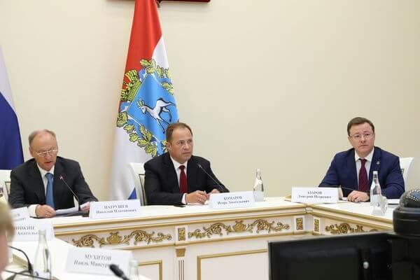 Дмитрий Азаров инициировал создание координационного совета по вопросам экологии   CityTraffic