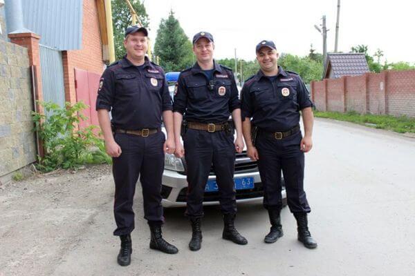 В Самарской области полицейские уберегли от пожара дачников и их имущество | CityTraffic