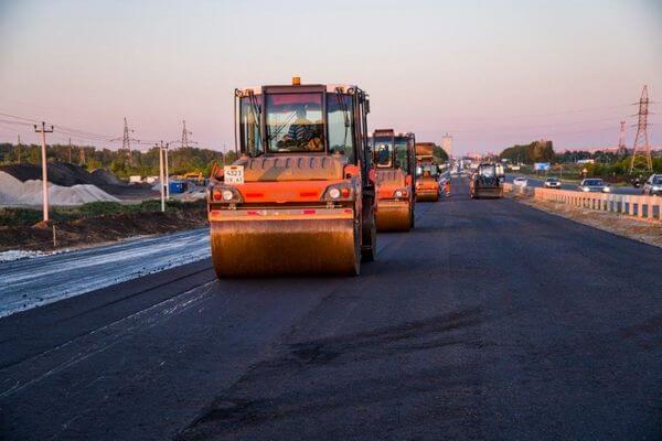 Реконструируемый участок автодороги «Тольятти - Ягодное» готов на 75% | CityTraffic