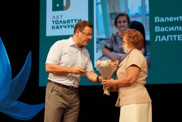 Ветеранов и работников «Тольяттикаучук» с 60-летием предприятия поздравил губернатор Самарской области | CityTraffic