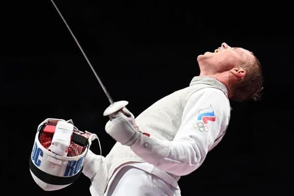 Рапирист Кирилл Бородачев из Самары дошел до четвертьфинала Олимпиады | CityTraffic