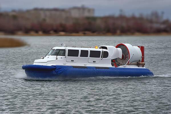 Для переправы из Самары в Рождествено закупят два судна на воздушной подушке | CityTraffic