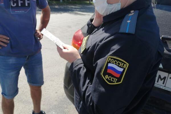 Житель Тольятти оплатил 52 штрафа после ареста автомобиля | CityTraffic