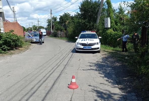 В Самарской области водитель насмерть сбил женщину-пешехода и скрылся с места ДТП | CityTraffic