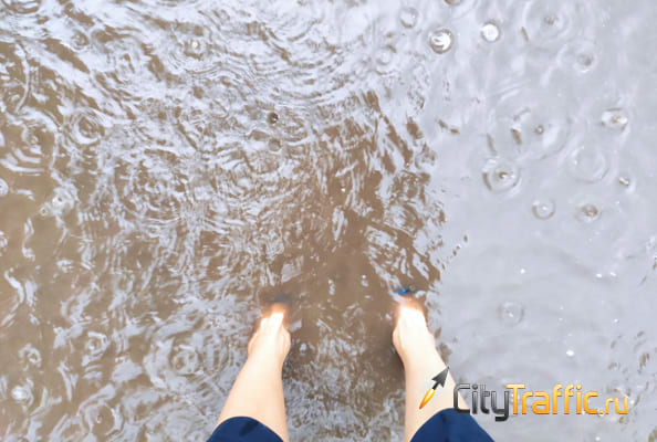 Самара стала 12 городом встране по количеству дождей воктябре