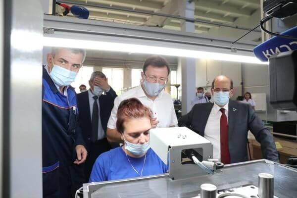 В Самарской области откроется завод по производству автокомпонентов для президентского кортежа | CityTraffic