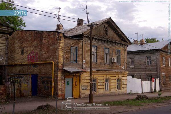 Суд обязал чиновников Самары снести дом на улице Братьев Коростелевых