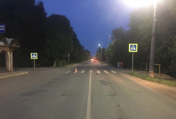 В Сызрани разыскивают водителя, который сбил пешехода на переходе и скрылся с места ДТП | CityTraffic