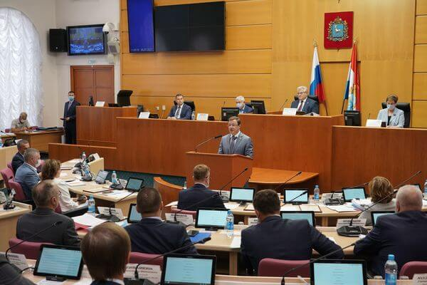 Бюджет Самарской области увеличился на 7млрд рублей