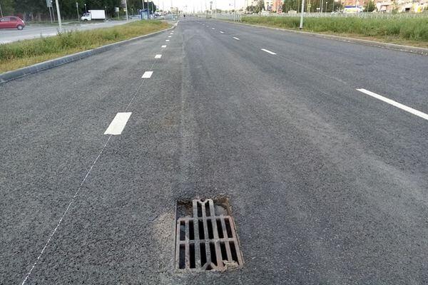 Дорогу на улице Офицерской в Тольятти откроют в середине августа | CityTraffic