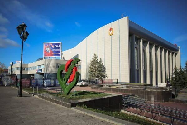 В Самаре закрыт из-за ремонта бассейн ЦСКА   CityTraffic