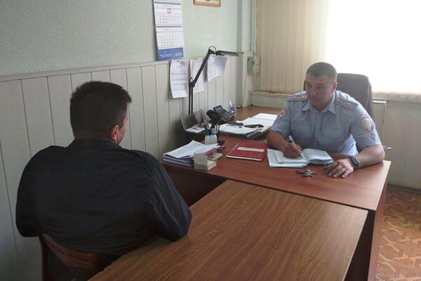 Тольяттинские полицейские помогли вернуть пенсионеру телевизор | CityTraffic
