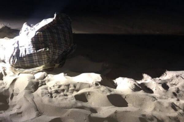 В Самаре на пляже нашли сумку с телом женщины | CityTraffic