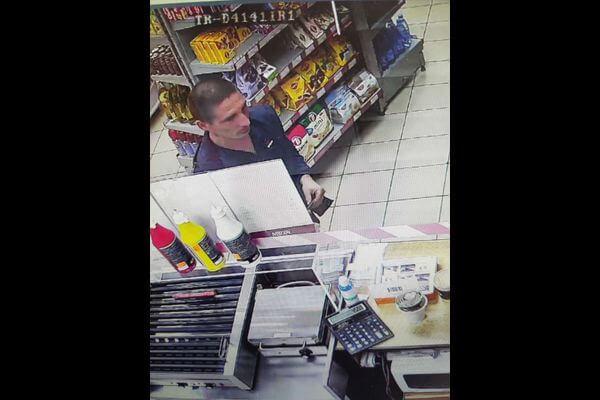 В Тольятти ищут мужчину со шрамом над бровью, который расплатился чужой топливной картой