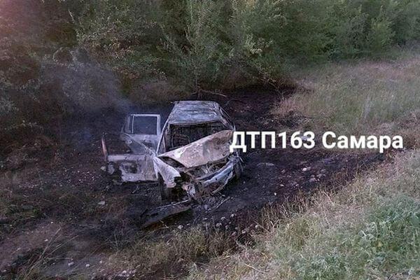 Два человека погибли и 5 пострадали в автокатастрофе в Самарской области | CityTraffic