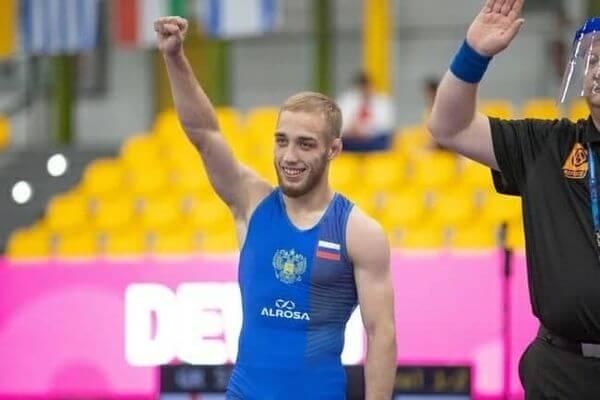 Спортсмен из Самары стал победителем среди юниоров по греко-римской борьбе на первенстве Европы | CityTraffic
