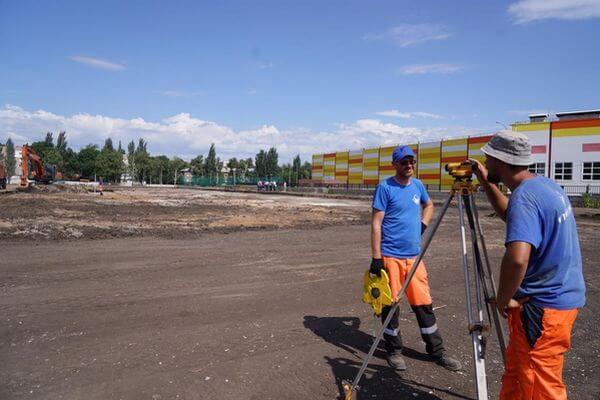 """В Самаре стартовали работы по реконструкции стадиона """"Орбита""""   CityTraffic"""