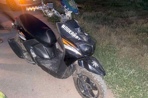 Женщина на скутере врезалась в собаку и попала в больницу в Самарской области | CityTraffic
