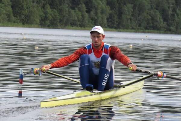 Гребец Александр Вязовкин не добрался до медалей вфинале Олимпиады