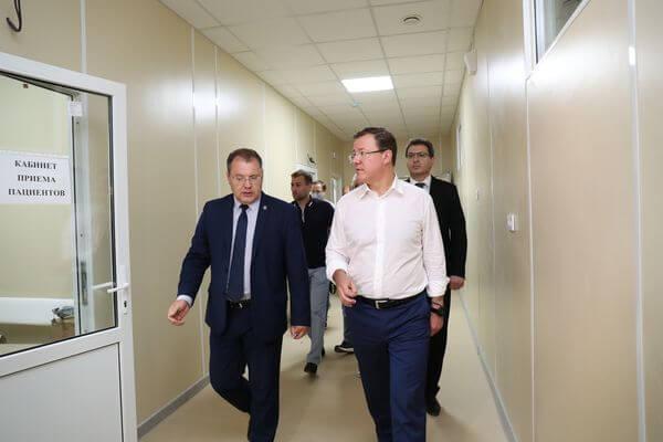 В Самаре COVID-госпиталь на территории больницы Середавина вскоре примет первых пациентов   CityTraffic